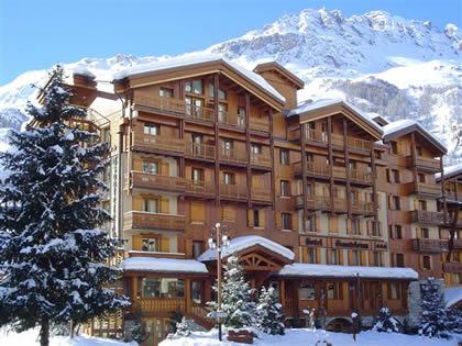 Hotel tsanteleina ski val d 39 isere for Hotels val d isere